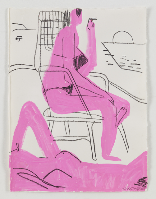, 'Afternoon Nothingness,' 2013, Sandra Gering Inc
