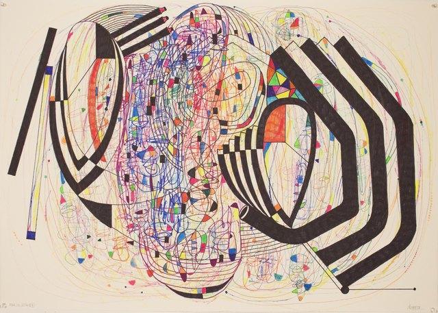 """, '""""HEAD TRIP 333"""",' 2016, Lyle O. Reitzel"""