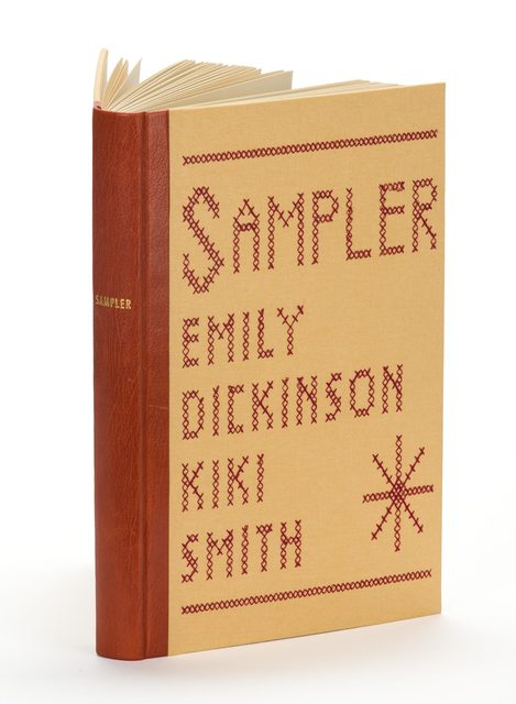 , 'Sampler, a selection of poems by Emily Dickinson,' 2007, Arion Press