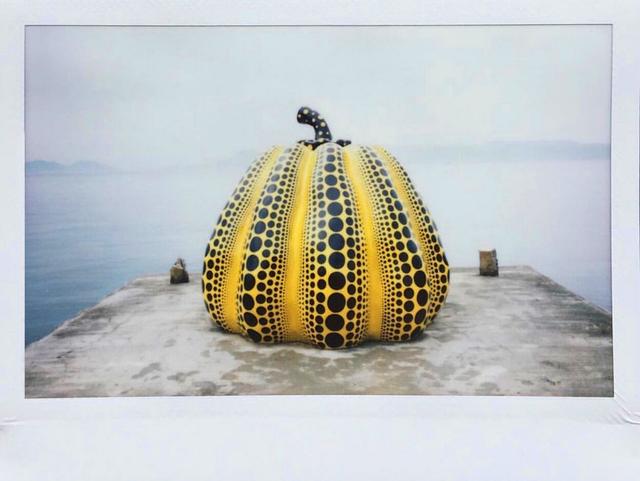 , 'Kusama Pumpkin,' 2018, Roman Fine Art
