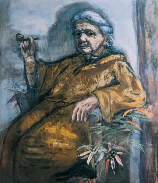 , 'Henriette von Motesiczky,' 1959, Galerie St. Etienne