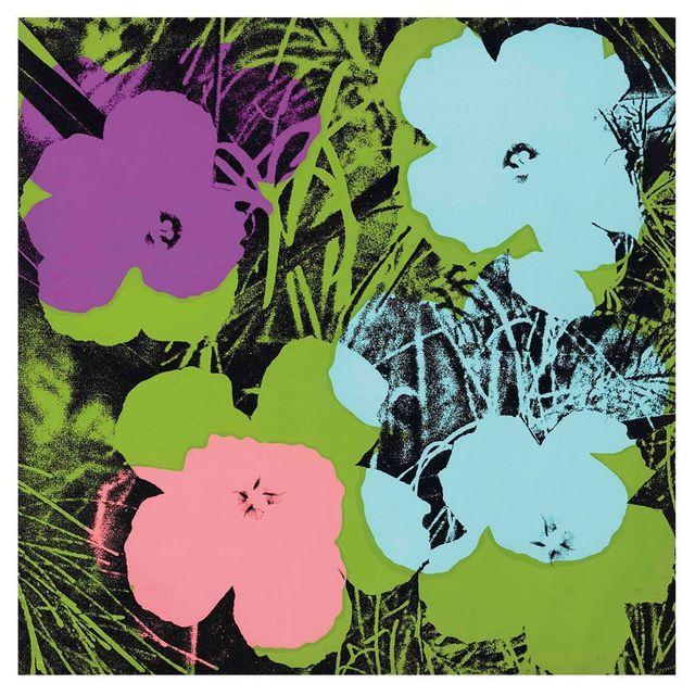 Andy Warhol, 'Flowers F&S ll.64', 1970, Graeme Jackson