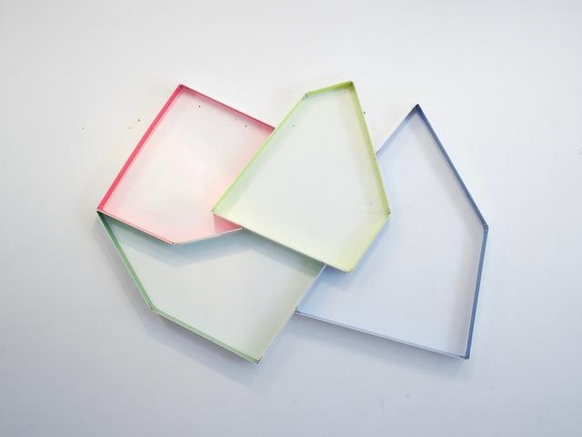 ", '""Polygon *2"",' 2017, Galerie Dutko"