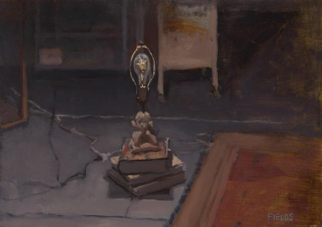 , 'Cherub Lamp,' , Dowling Walsh