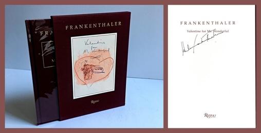 Valentine for Mr. Wonderful (Hand Signed)