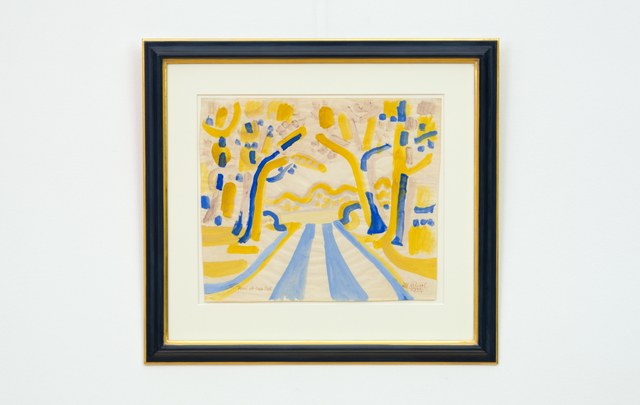 , 'Road at Cape Cod,' 1954, Hagemeier