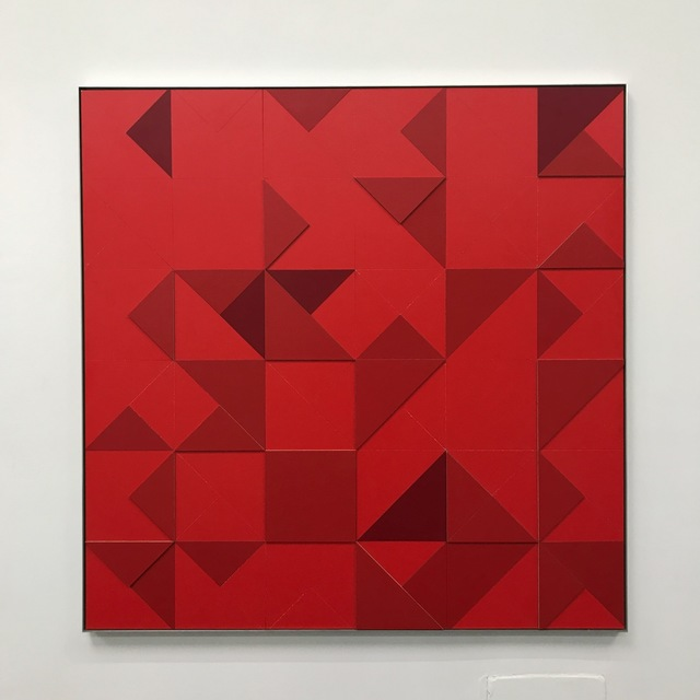 , 'Big Red,' 2018, Spencer Brownstone Gallery