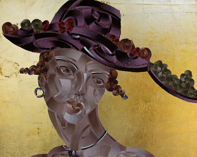 , 'Şapkalı,' 2012, Anna Laudel