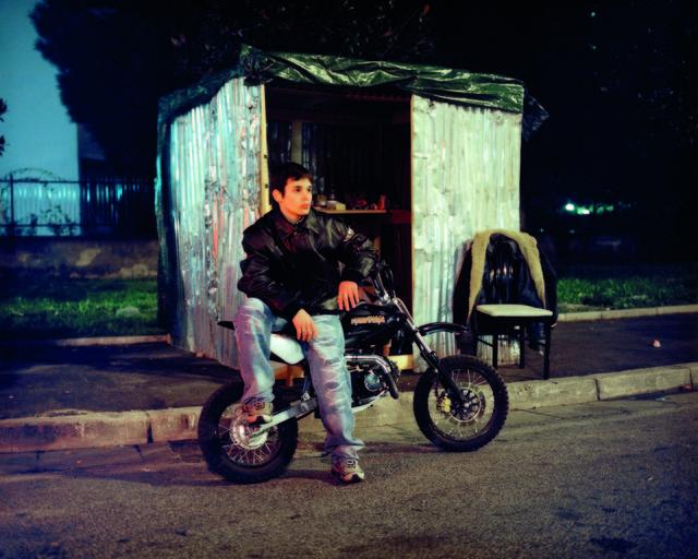 , 'Mini-Bike,' 2010, Lia Rumma