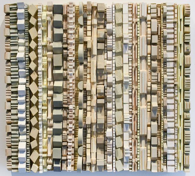 , ''Nilla,' 2017, Carrie Haddad Gallery