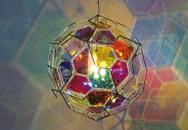, 'Flower ball,' 2005, CFHILL