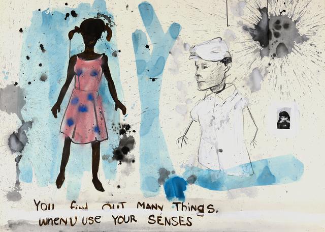 , 'Senses,' 1998, DETOUR Gallery