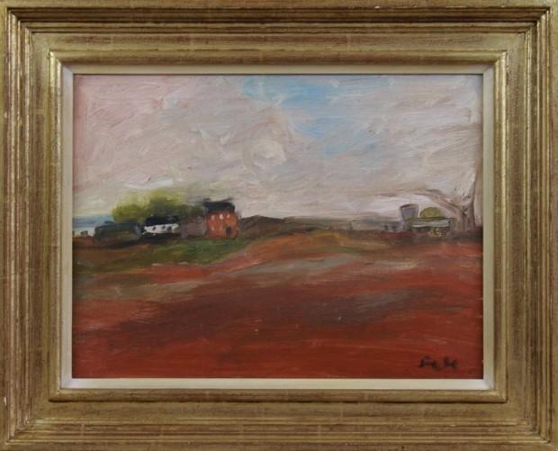 , 'Farm near Dovenby,' 1977, Castlegate House Gallery