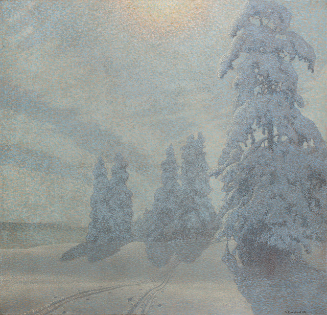 , 'Winter Landscape,' 1908, Jack Kilgore & Co.