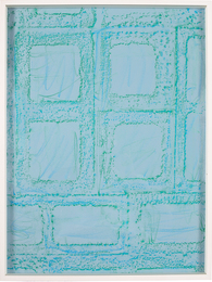 Untitled (Block Rubbing 20)