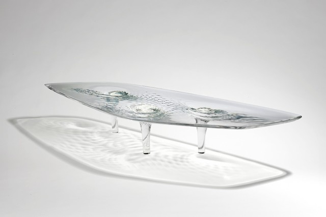 , 'Coffee Table 'Liquid Glacial',' 2012, David Gill Gallery