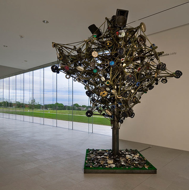 , 'Land,' 2002-2014, Pérez Art Museum Miami (PAMM)