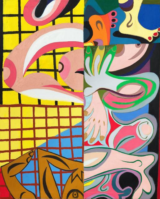 Christoph Ruckhäberle, 'untitled', 2019, Galerie Kleindienst