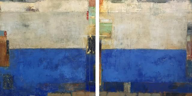 , 'Connessioni Trovate,' 2018, M.A. Doran Gallery