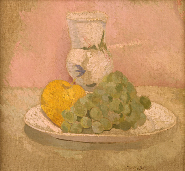 , 'Still Life with Grapes,' , Forum Gallery