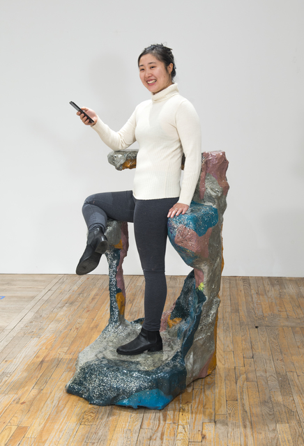 , 'Slumpie 31 – Wet Bar Standing,' 2017, Postmasters Gallery