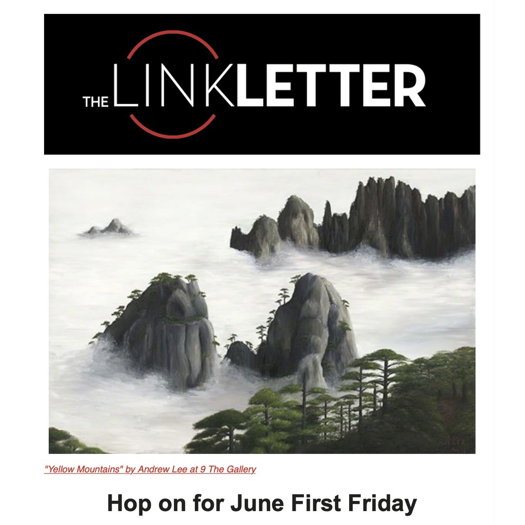 """Artlink Phoenix, """"The LINKLETTER for June's First Friday"""", Featured Image, June 7, 2019 Edition, June 2019; https://mailchi.mp/artlinkphx.org/the-linkletter-june-first-friday?e=7c8123d973"""