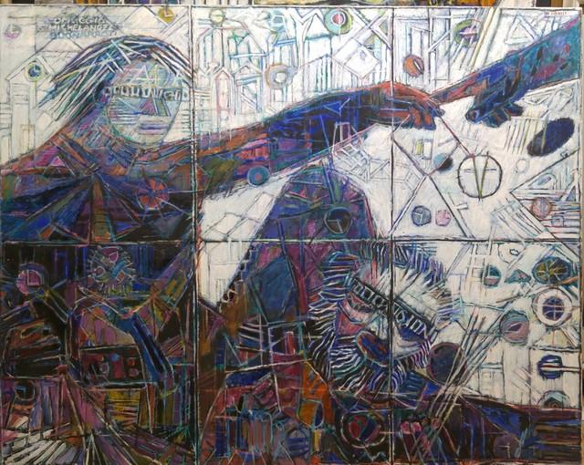 , 'Michel Ange ,' ca. 1993, We Art Partners