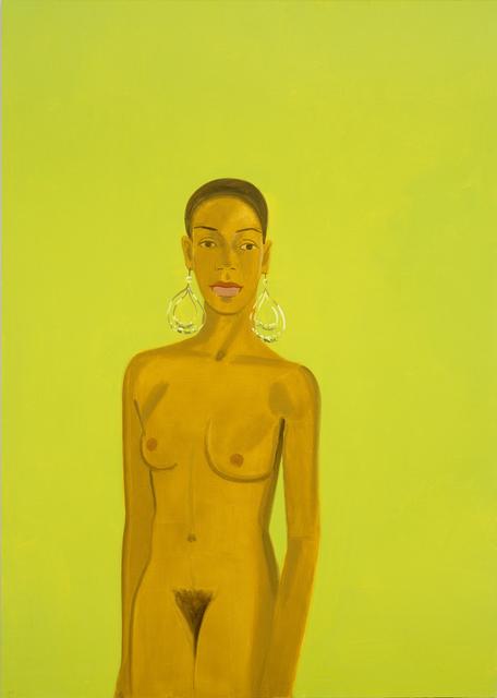 Alex Katz, 'Nude', 2005, Monica De Cardenas