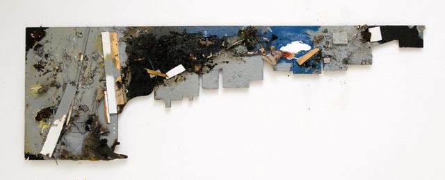, 'Coastlines,' 2014, Lazinc