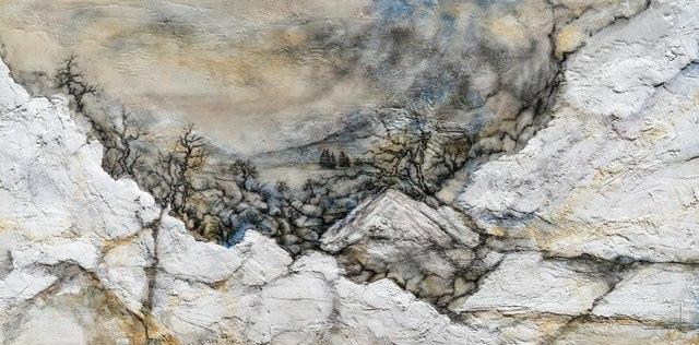 , 'Migration I,' , Abend Gallery