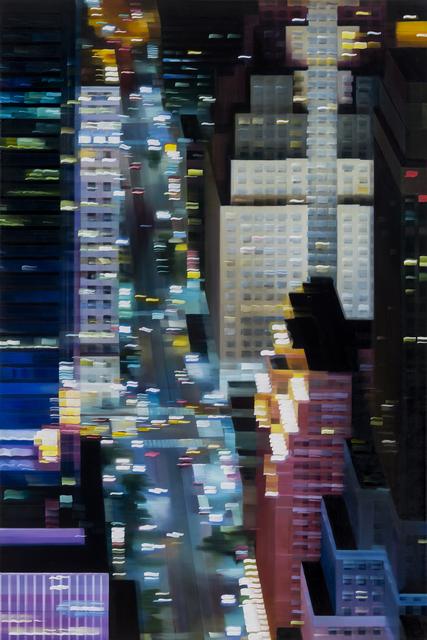 , 'City Pulse,' 2017, Gallery Henoch