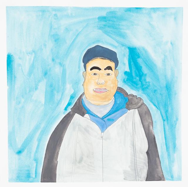 , 'Untitled (Self Portrait),' 2019, Creativity Explored