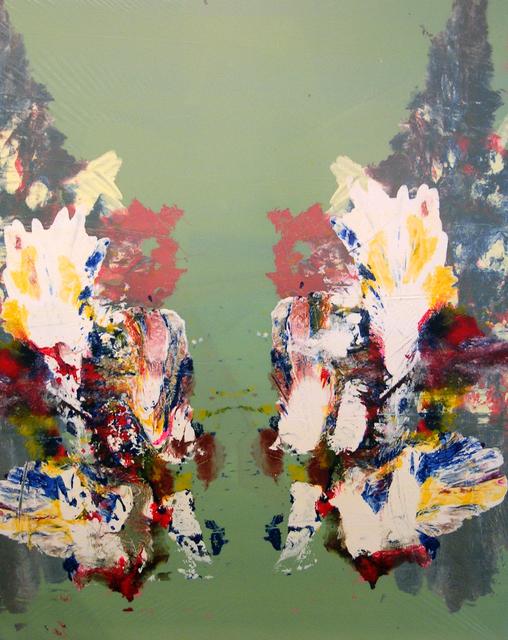 , 'Double,' 2015, K. Imperial Fine Art