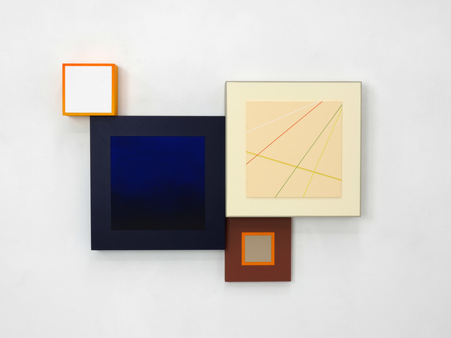 , 'Spatial Object (I),' 2018, Kristin Hjellegjerde Gallery