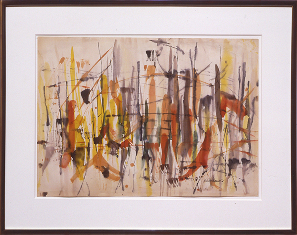 , 'Untitled,' 1952, Christopher Cutts Gallery