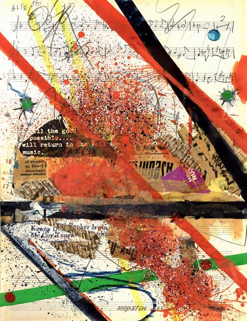 , 'Slashes of Sound,' 1965, Spanierman Modern