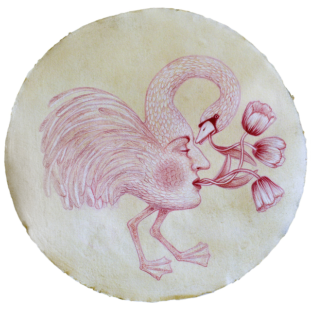Kahn & Selesnick, 'Swan Rooster Cimera Augury', date unknown, Carrie Haddad Gallery