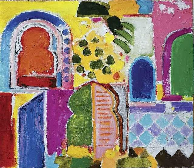 , 'Fez,' 2014, Catto Gallery