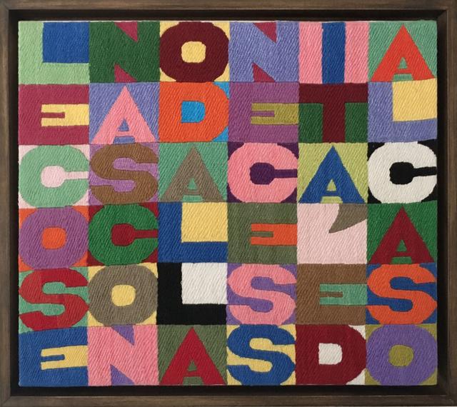 , 'Le cose nascono dalla necessità e dal caso,' 1988, Alon Zakaim Fine Art