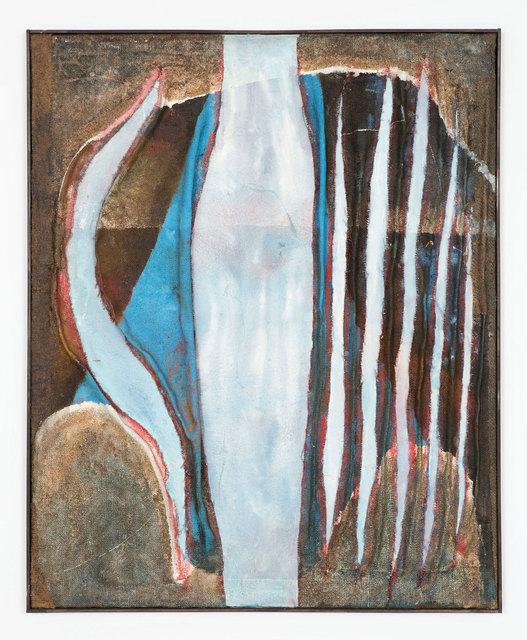 Tsuyoshi Maekawa, 'Mannaka Tate no Blue (A18)', 1964, Saatchi Gallery