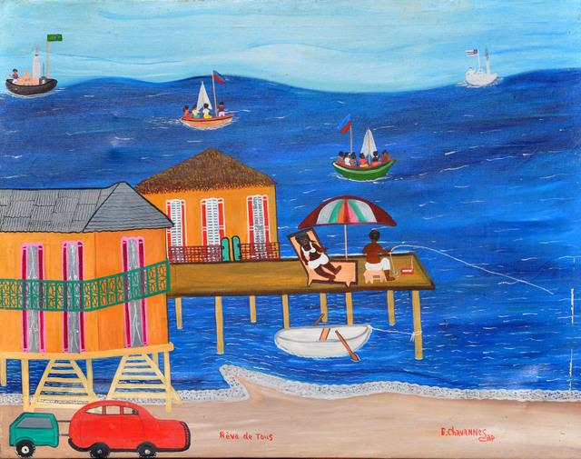 , 'Rêve de tous,' , Le Centre d'Art d'Haïti