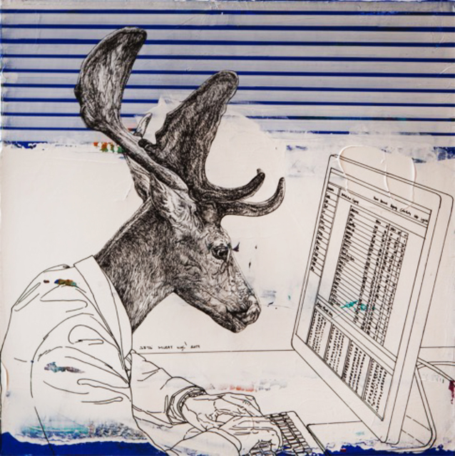 Seydi Murat Koç, 'Untitiled', 2019, Istanbul Artist Collective