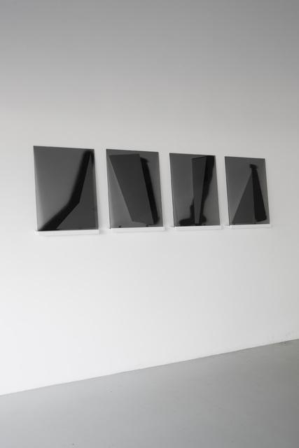 , 'Ejercicios de Sombra Blanca,' 2015, Licenciado