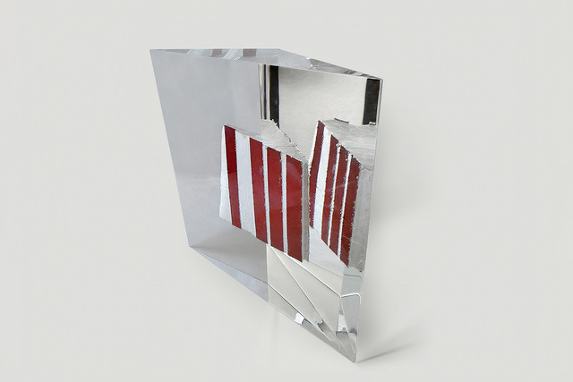 , 'Space IV,' 2016, Glasgalerie Stölting