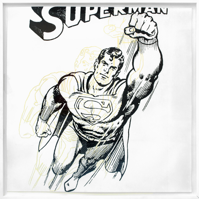, 'Superman (Trial Proof),' 1981, David Benrimon Fine Art