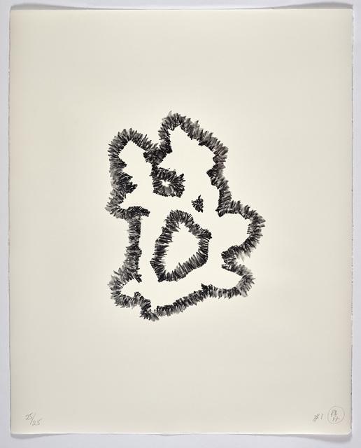 Richard Deacon, 'Lost #1', 2017, Galerie Sabine Knust