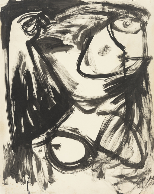 , 'Figure,' 1954, Annely Juda Fine Art