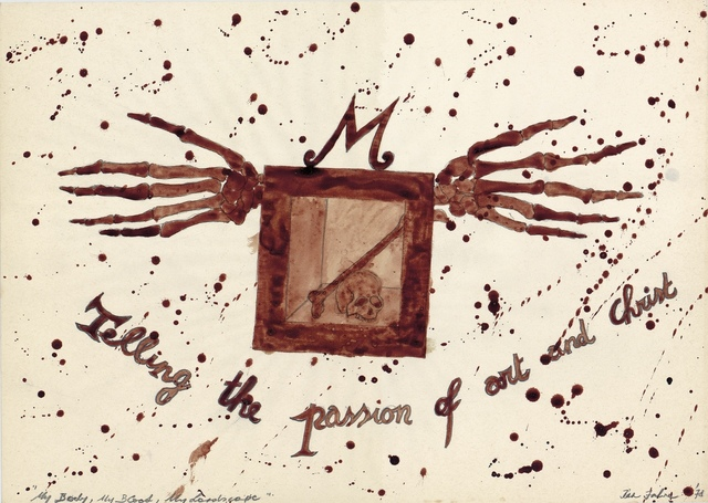 , 'Telling the Passion of Art and Christ,' 1978, Art Bärtschi & Cie | Geneva, Switzerland