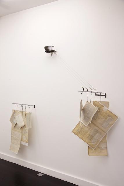 , 'Utopias modernistas (Modernist Utopias),' 2017, Mor Charpentier