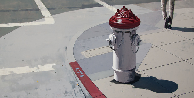 , 'Fire-Hydrant #6,' 2015, CK Contemporary